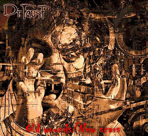 "Dr. Faust. CD ""Old wounds/New scars"" [2010]"